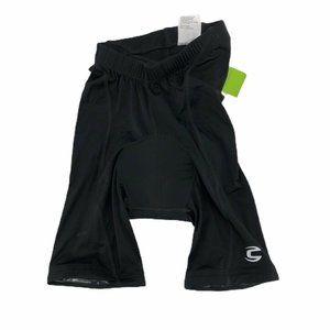 Cannondale Mens Cycling Capri Pants Black Size S